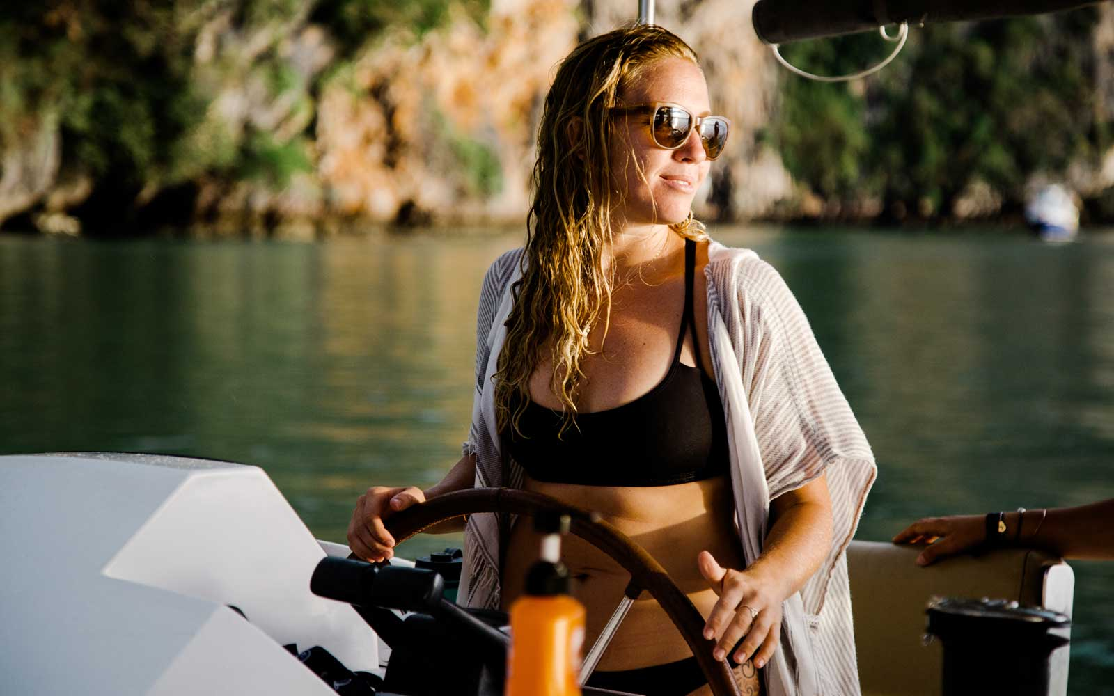 Sailing trip with Free People Escapes in Thailand