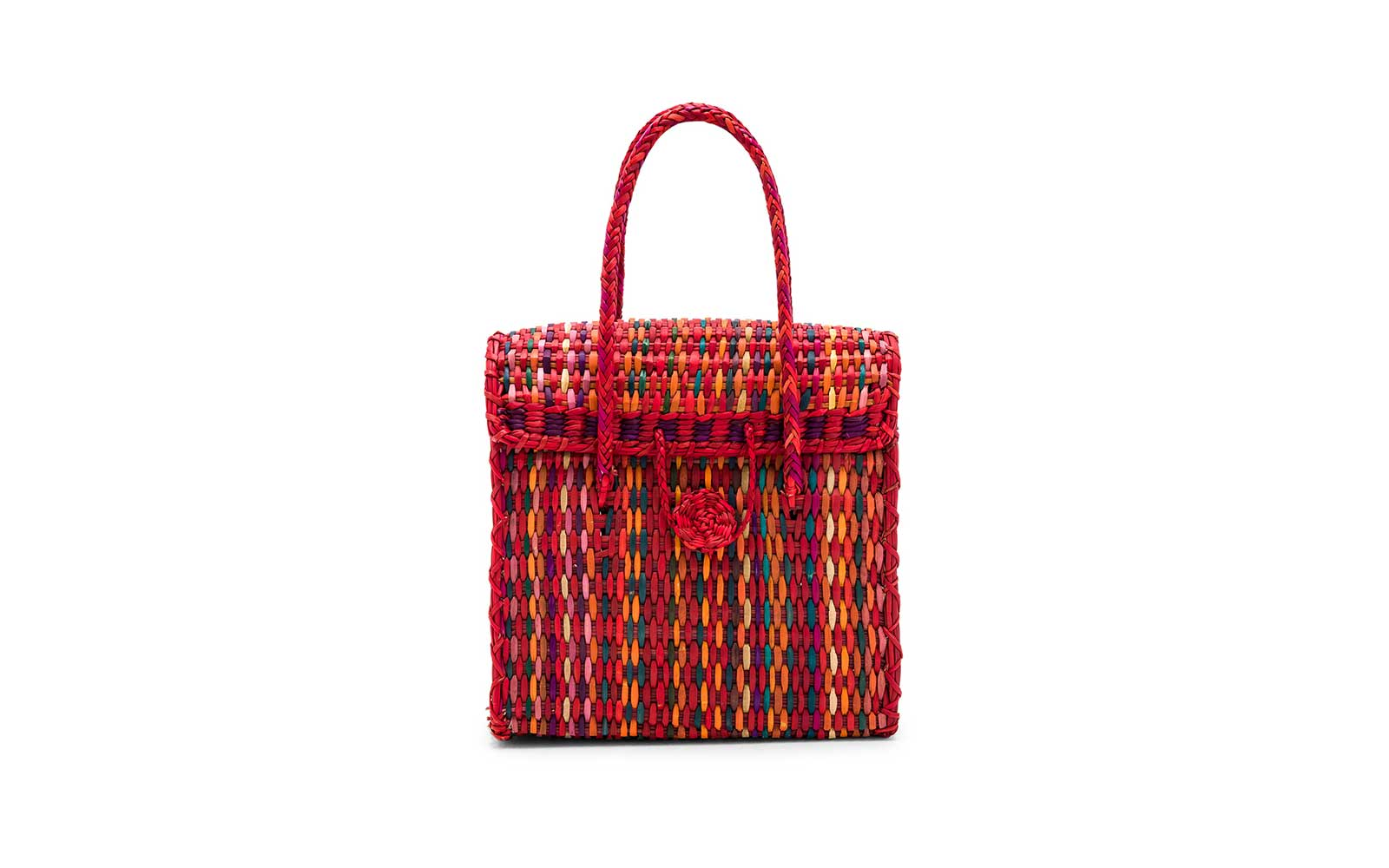 pitusa straw bag