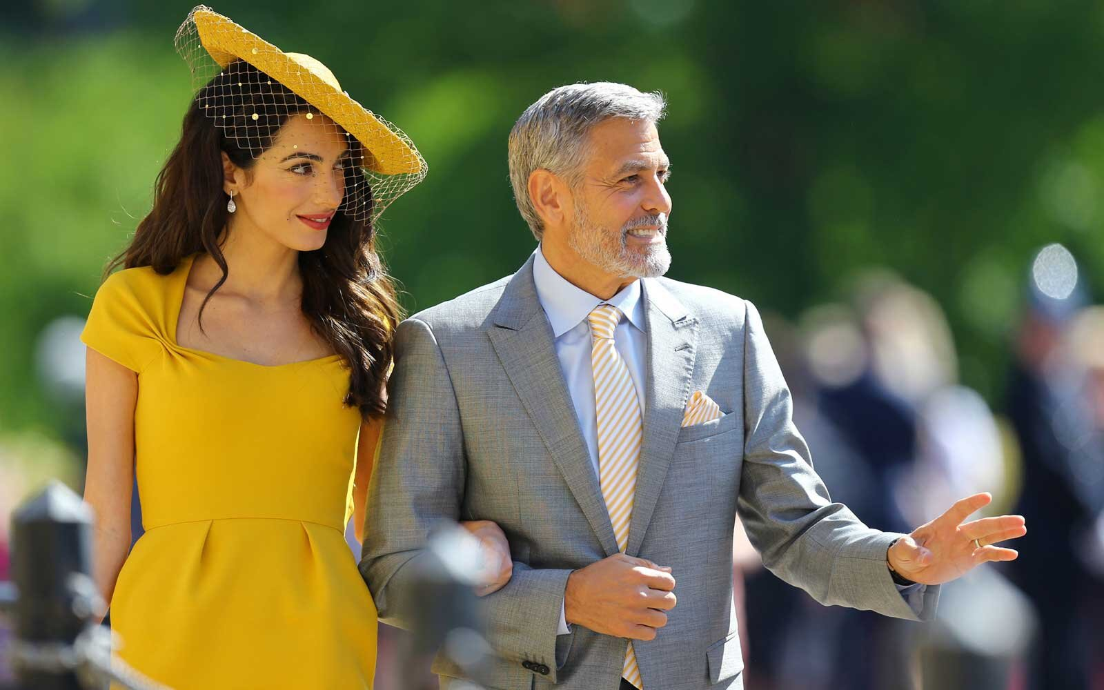 see all the celebrity guests at prince harry and meghan markle s royal wedding travel leisure https www travelandleisure com travel news royal wedding celebrity guests photos