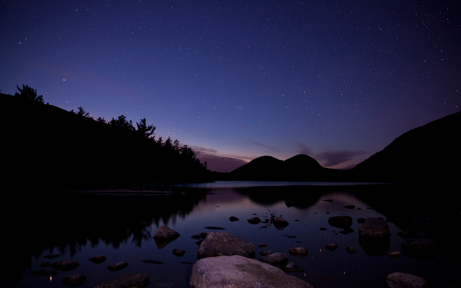 Acadia National Park, Stargazing