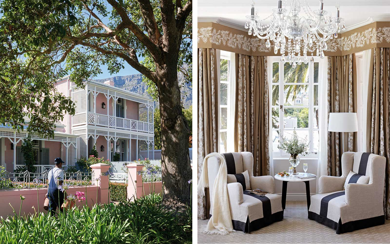 Belmond Mount Nelson hotel, in Cape Town, South Africa
