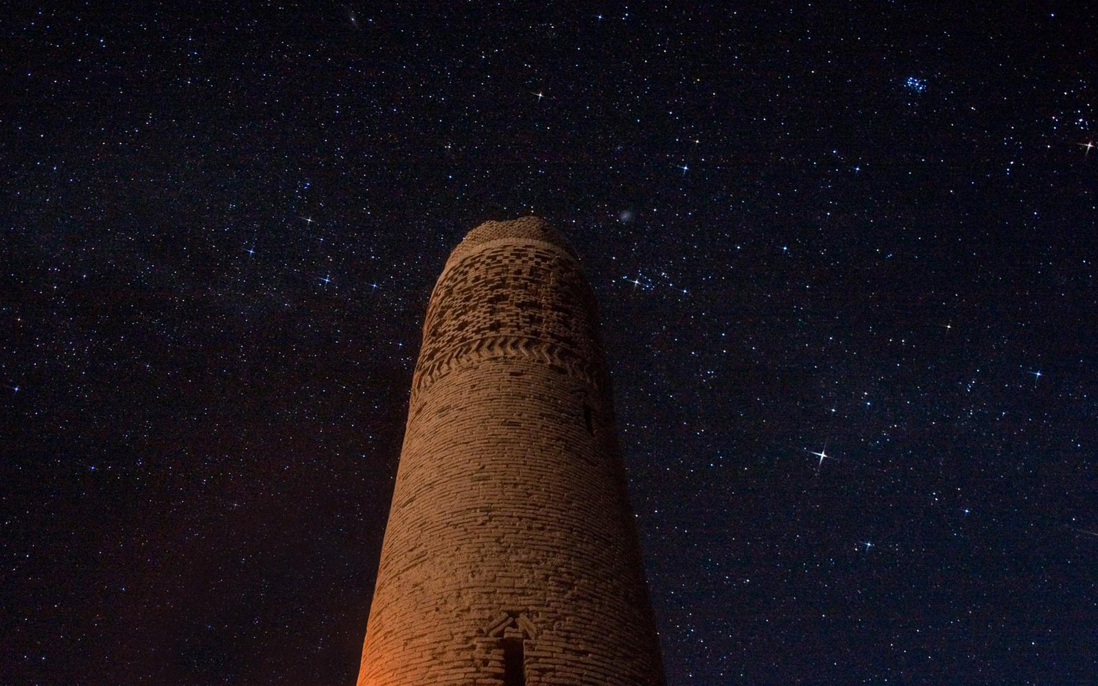 Find desert stars and solitude in the Lut desert, Iran