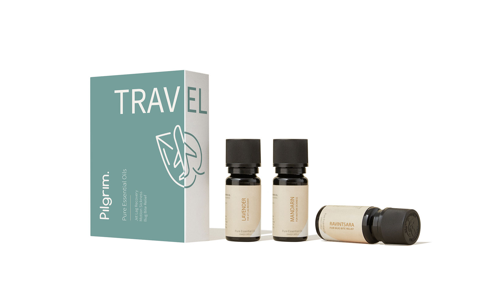 Pilgrim Travel Essential oils