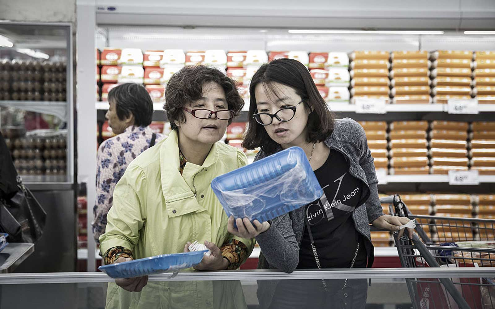 Opening Of A Walmart Stores Inc. Sam's Club Store In China
