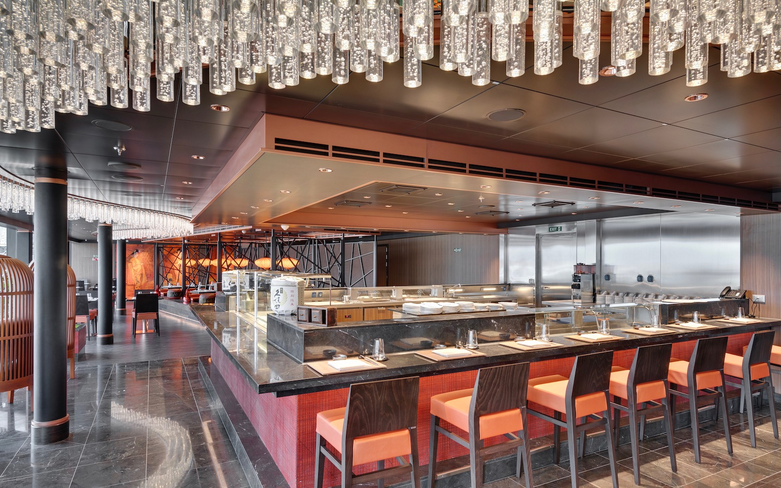 Asian Market Kitchen by Roy Yamaguchi on MSC Seaview