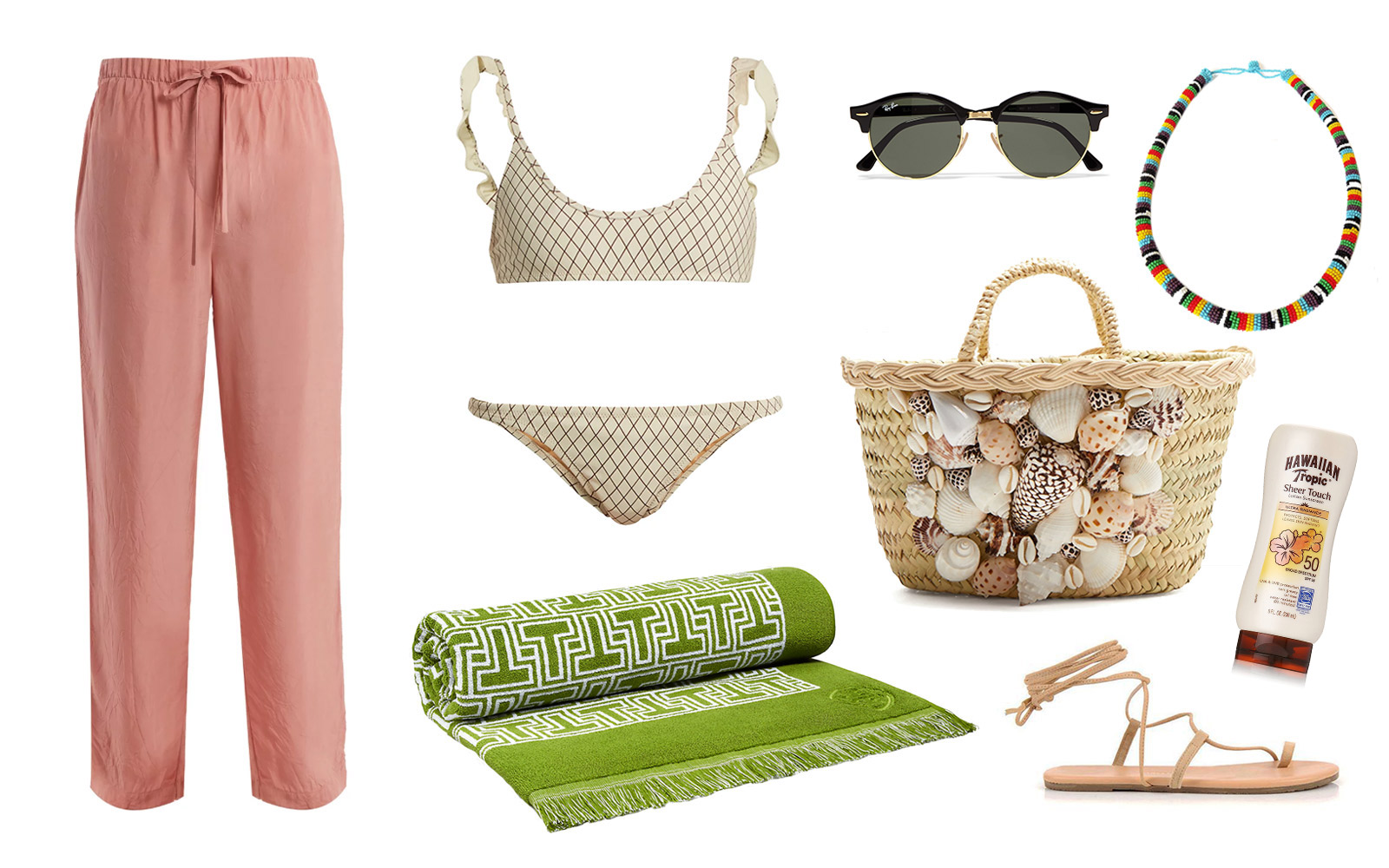 what to wear in hawaii beach day