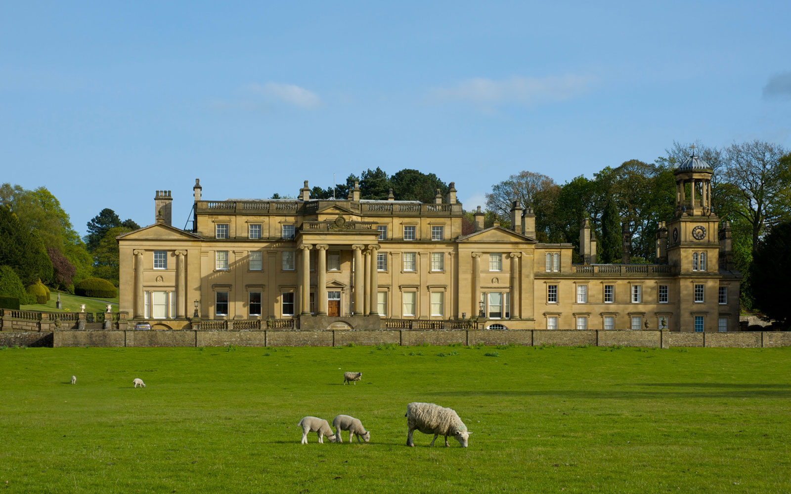 Broughton Hall Estate