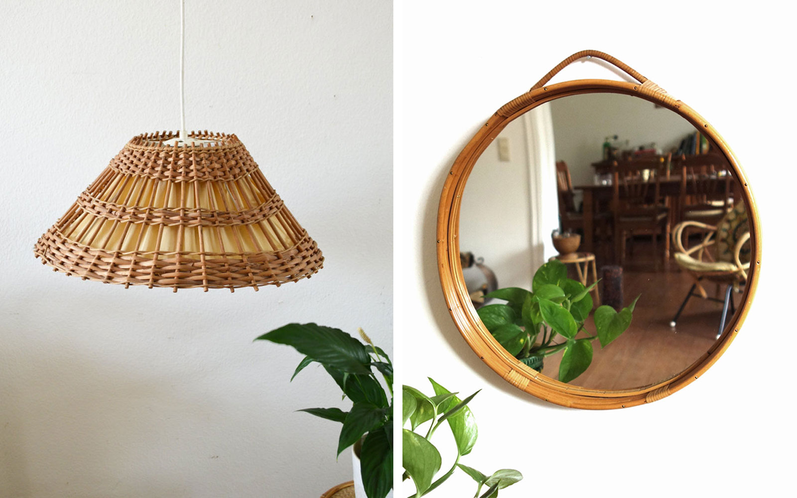 Germany: Vintage Rattan