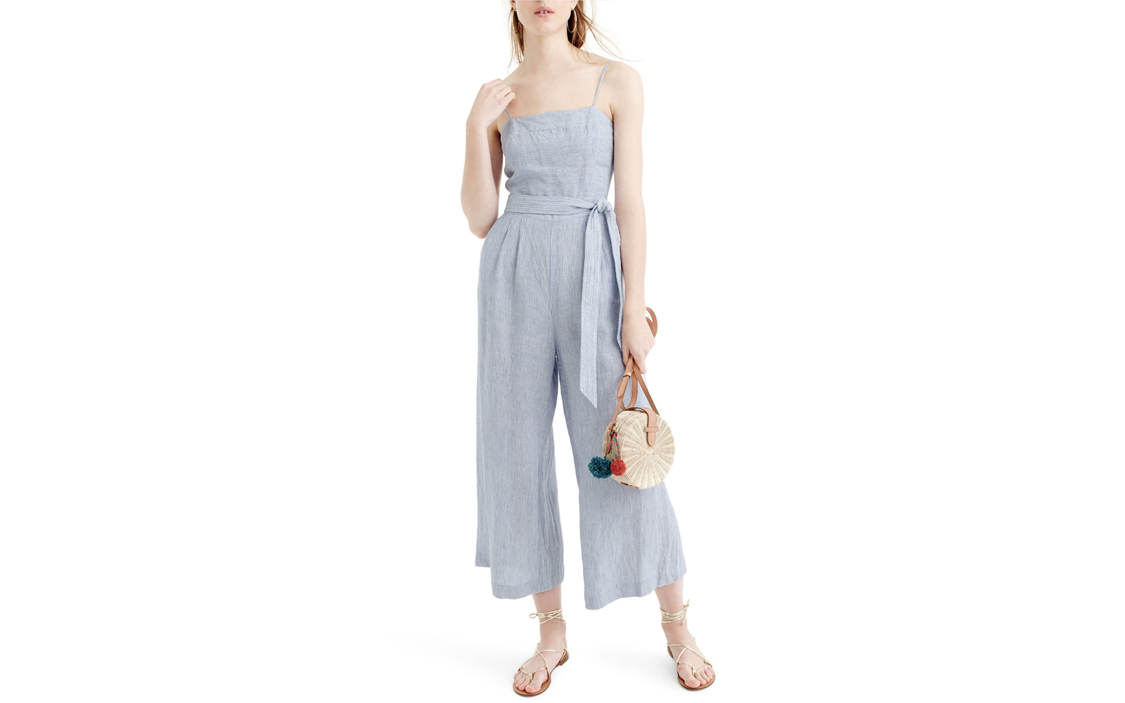 Chic and Comfy Jumpsuits for the Perfect One-and-done Vacation Outfit