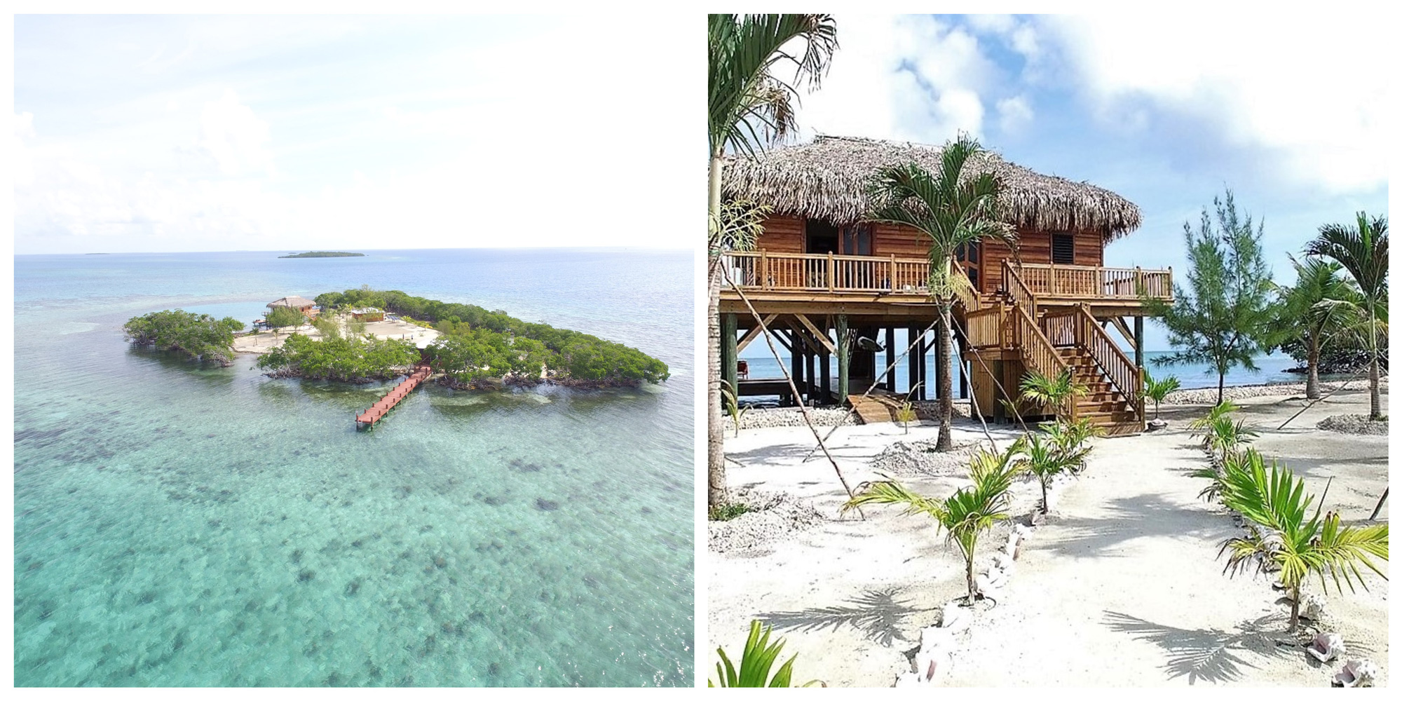 10 Private Island Vacations That Are
