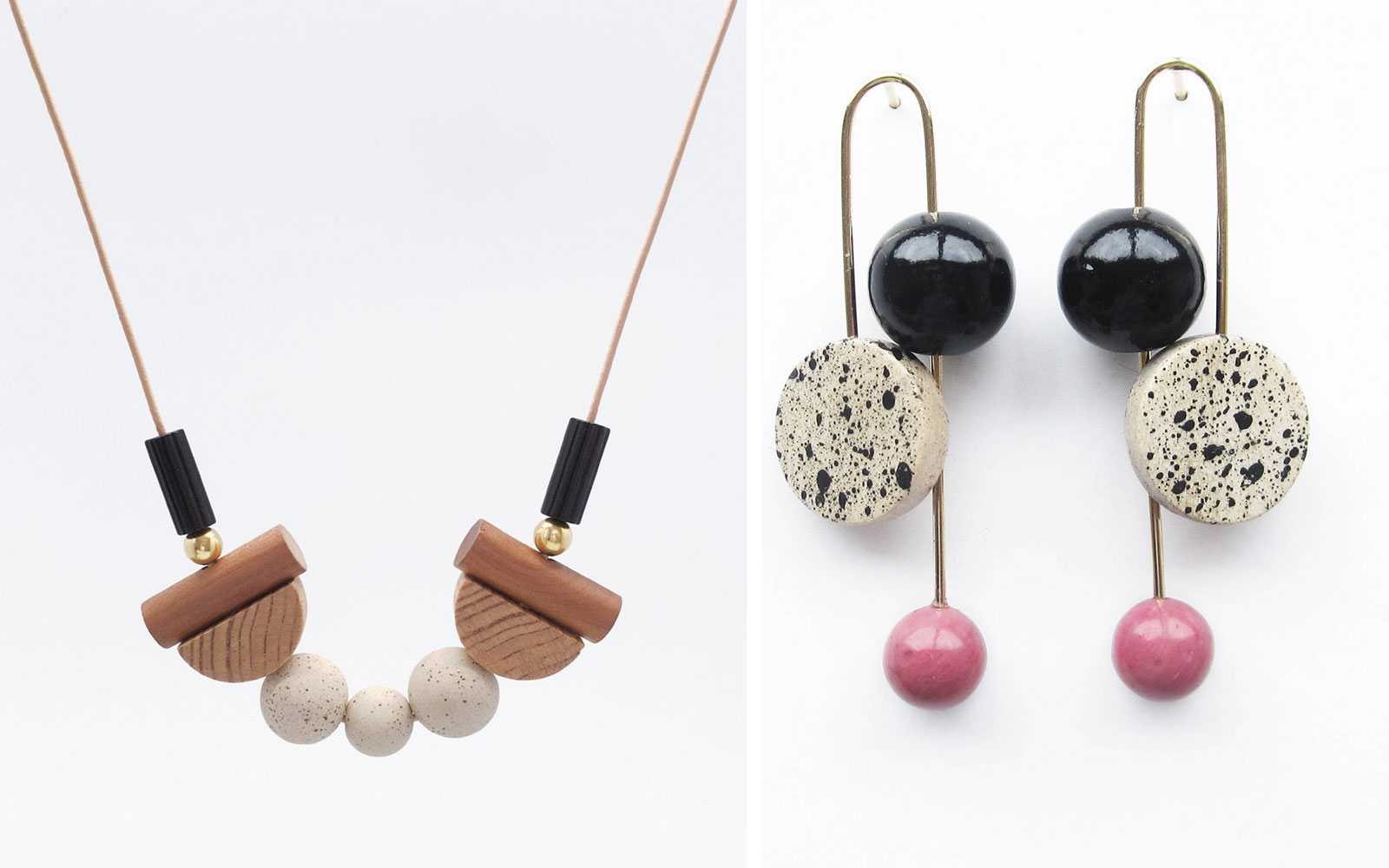 Spain: Sculptural Jewelry