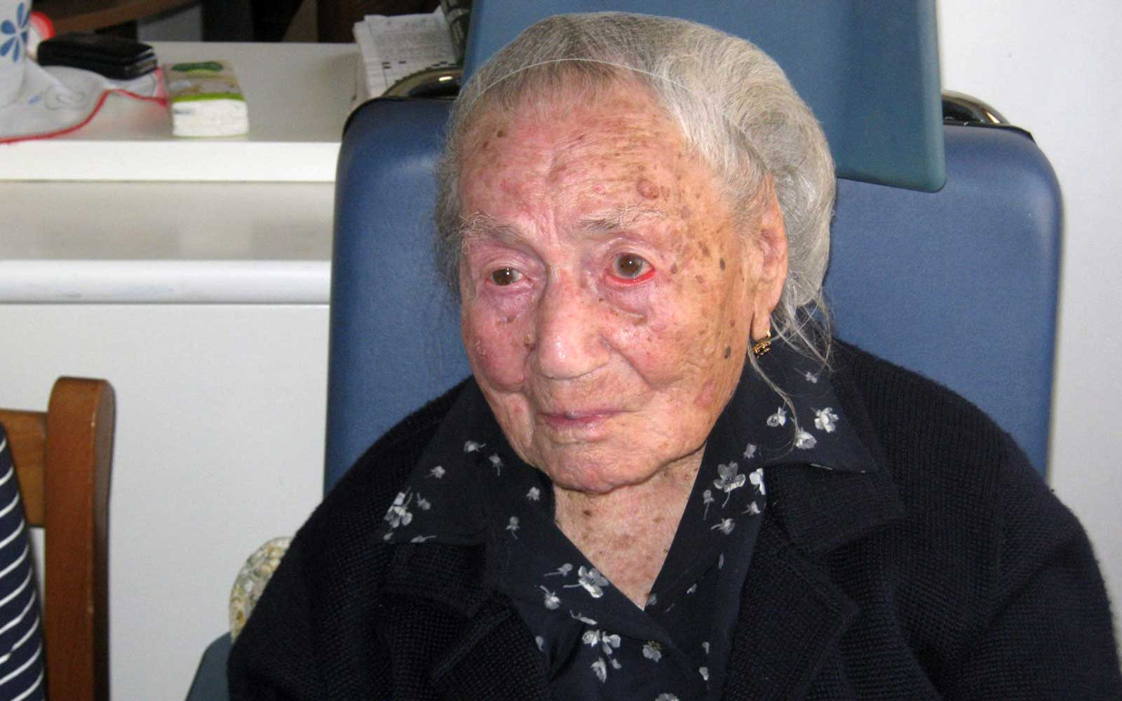 Giuseppina Projetto-Frau (30 May 1902 – 6 July 2018) was a validated Italian supercentenarian