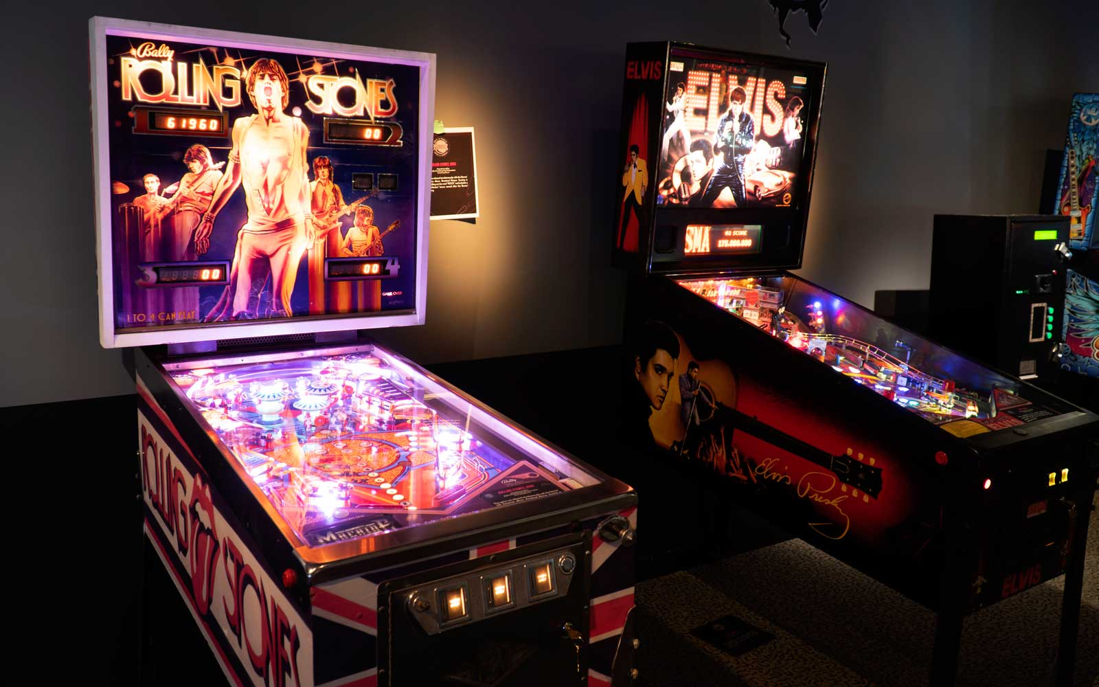 Pinball Hall of Fame at Rock and Roll Hall of Fame