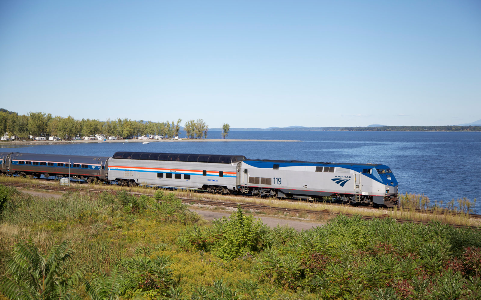 Amtrak's Great Dome Car returns every fall to offer mesmerizing foliage views.