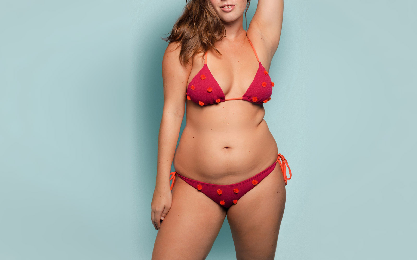 bruna malucelli plus size swimsuit