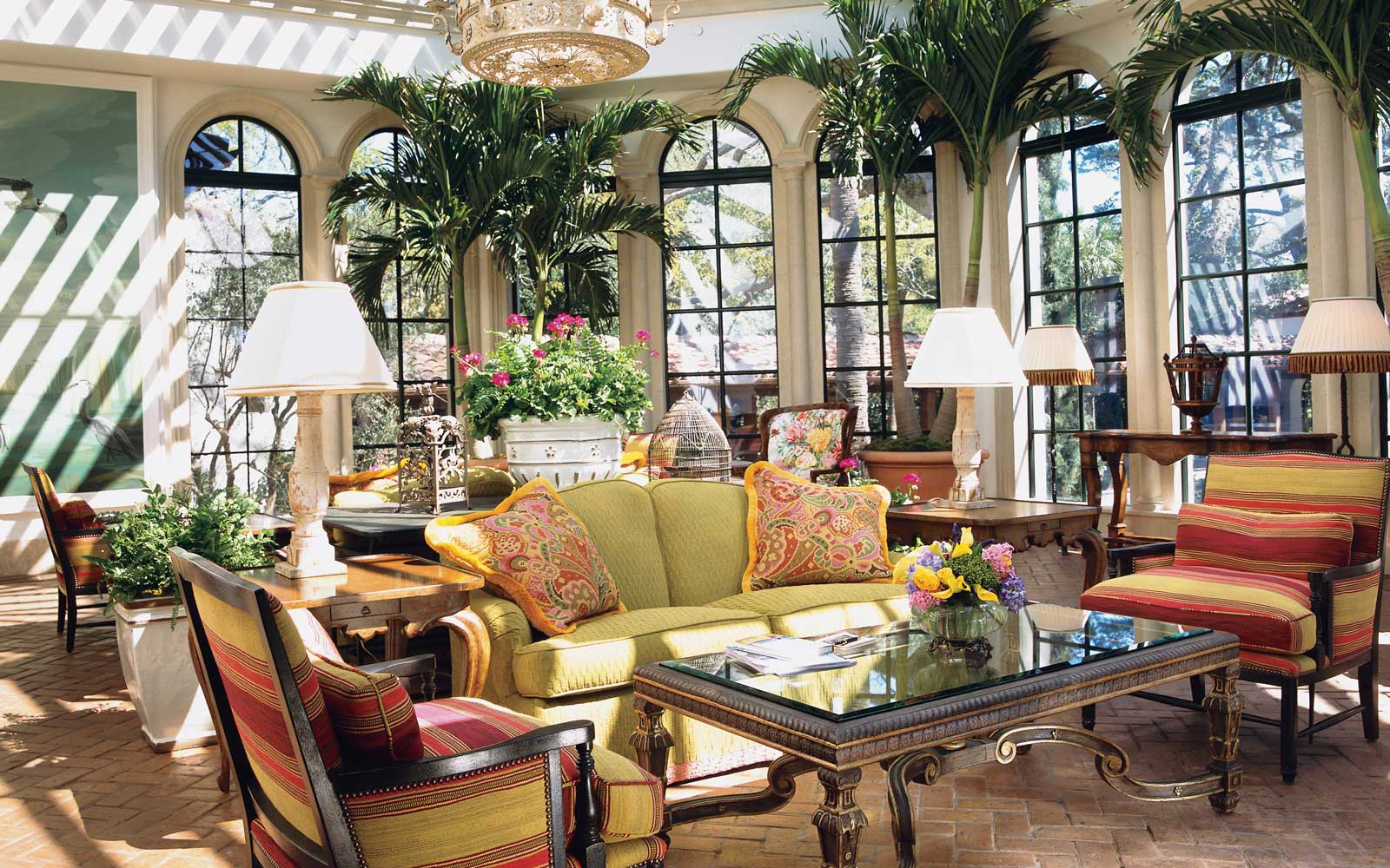 Solarium at The Cloister at Sea Island