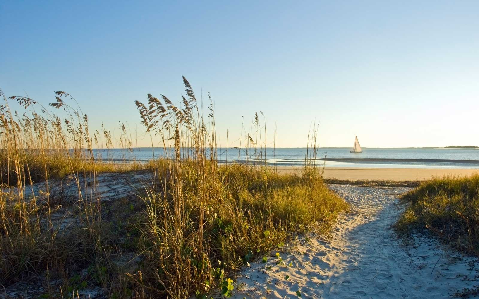 1. Hilton Head, South Carolina
