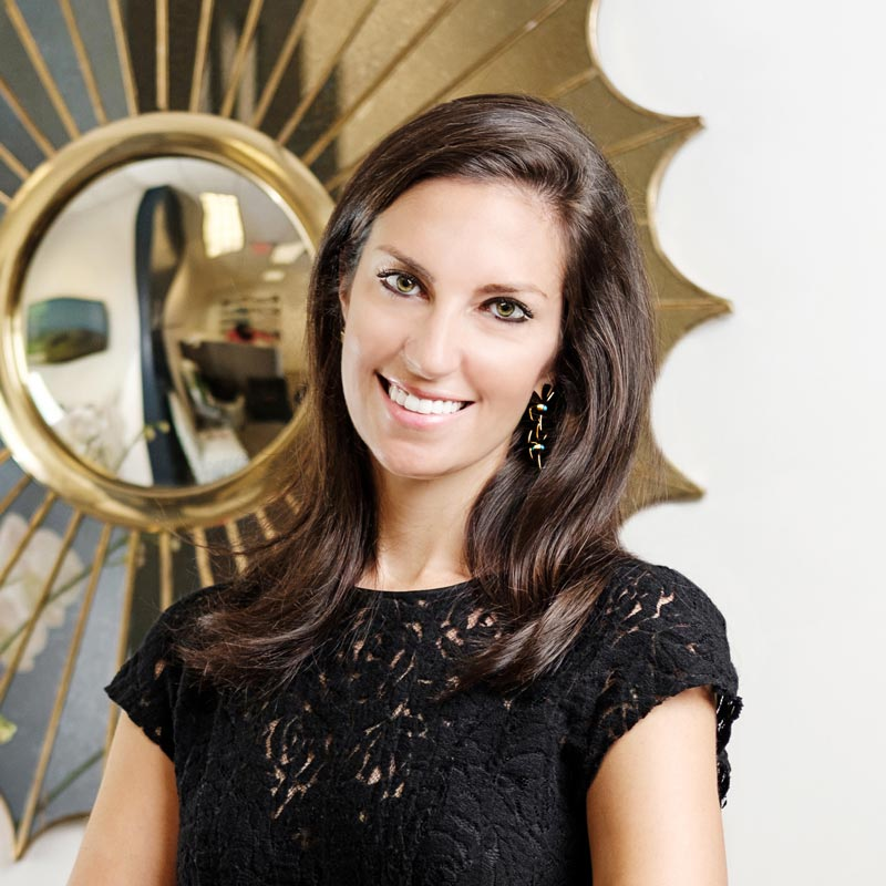 Kristen Pike, Travel + Leisure A-List Travel Agent specializing in Honeymoons