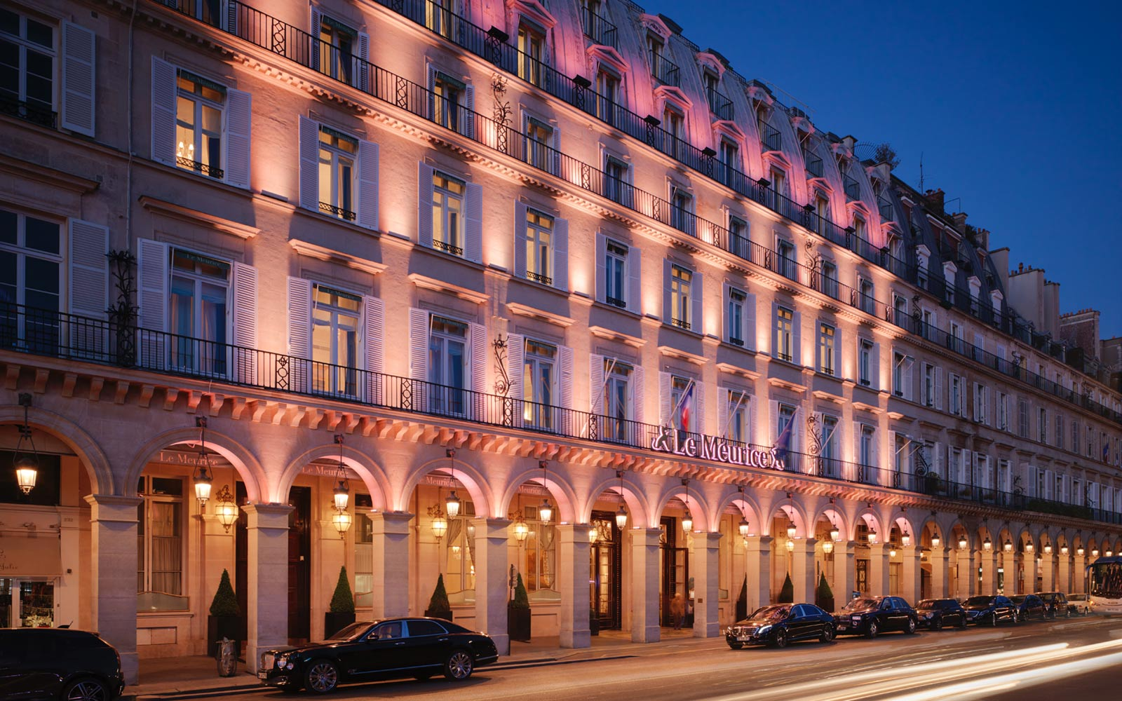 3. Le Meurice, Paris
