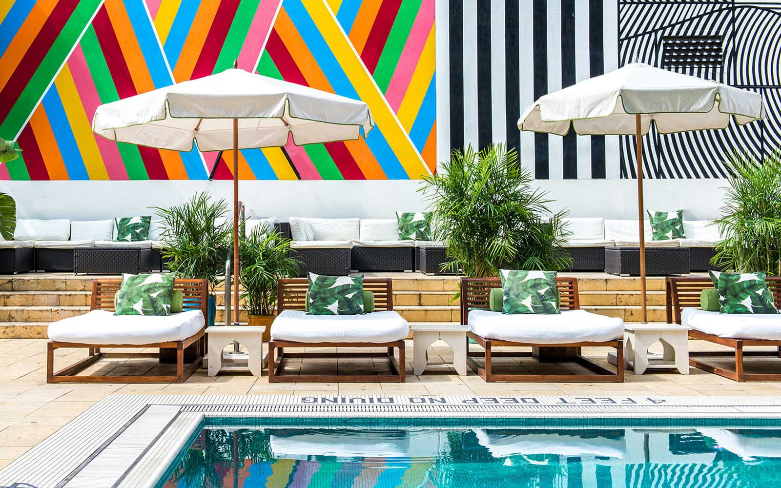 McCarren Hotel and Pool, Greenpoint, Brooklyn