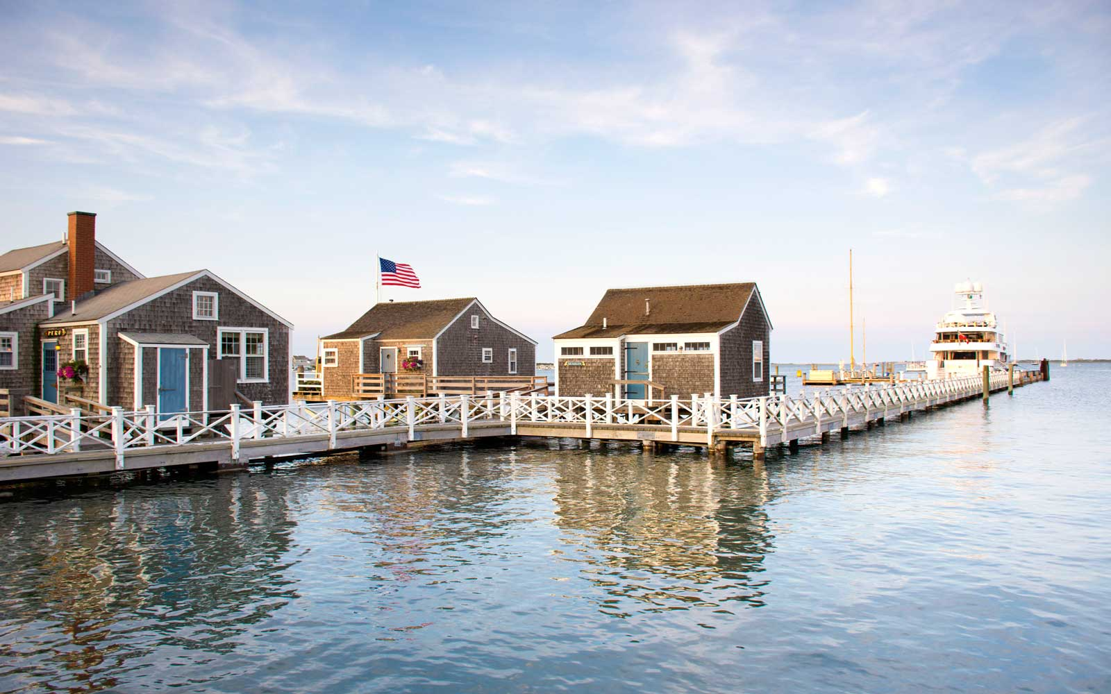Old North Wharf, Nantucket Island, Massachusetts