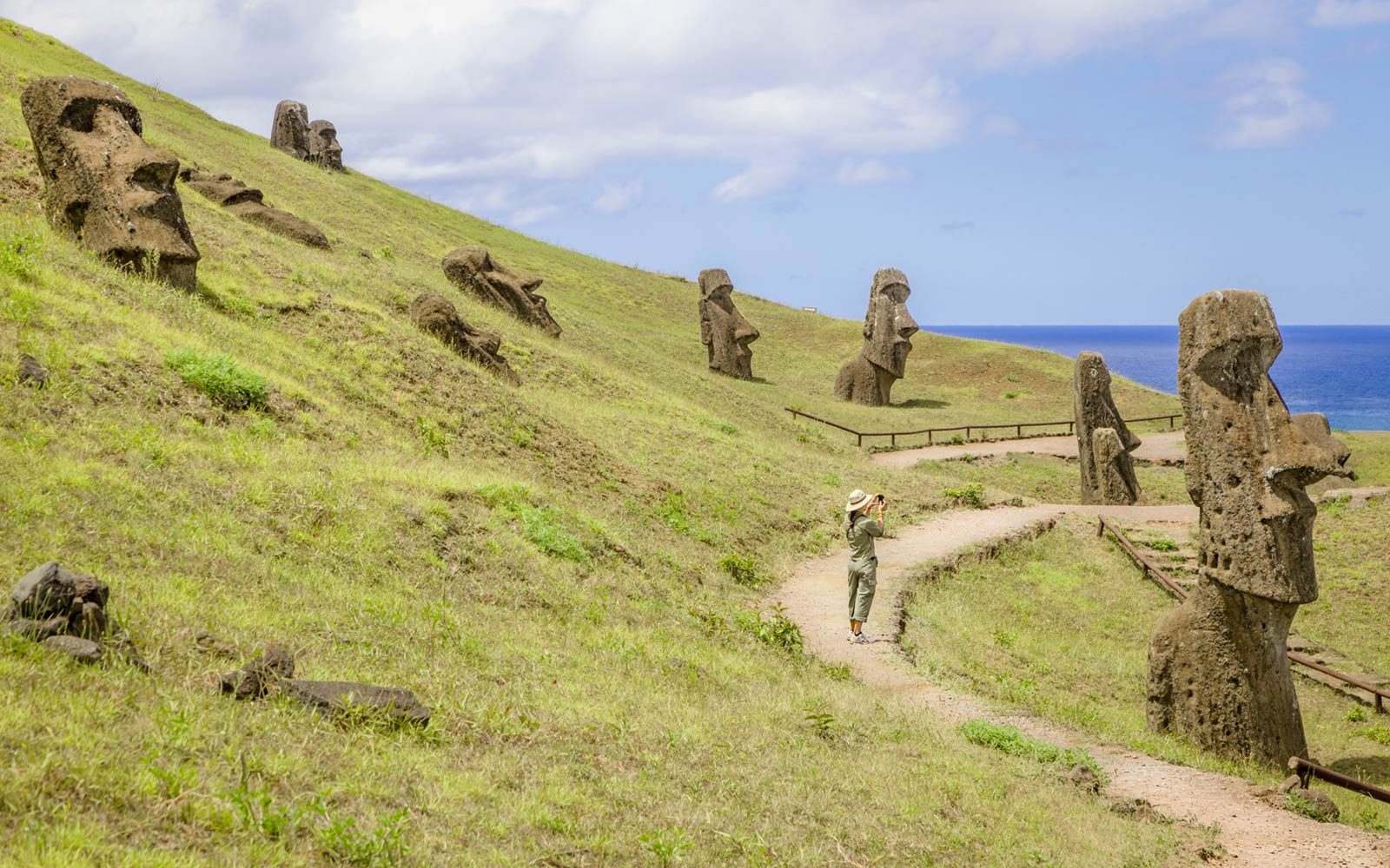 2. Easter Island, Chile