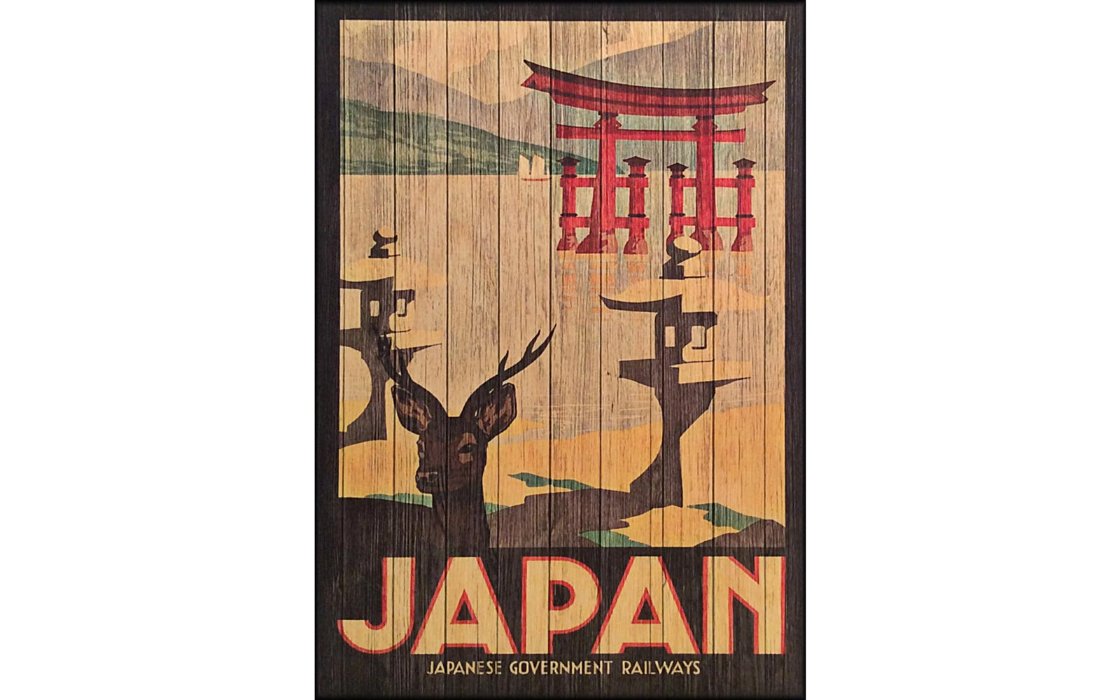 Best Vintage Travel Prints on Etsy