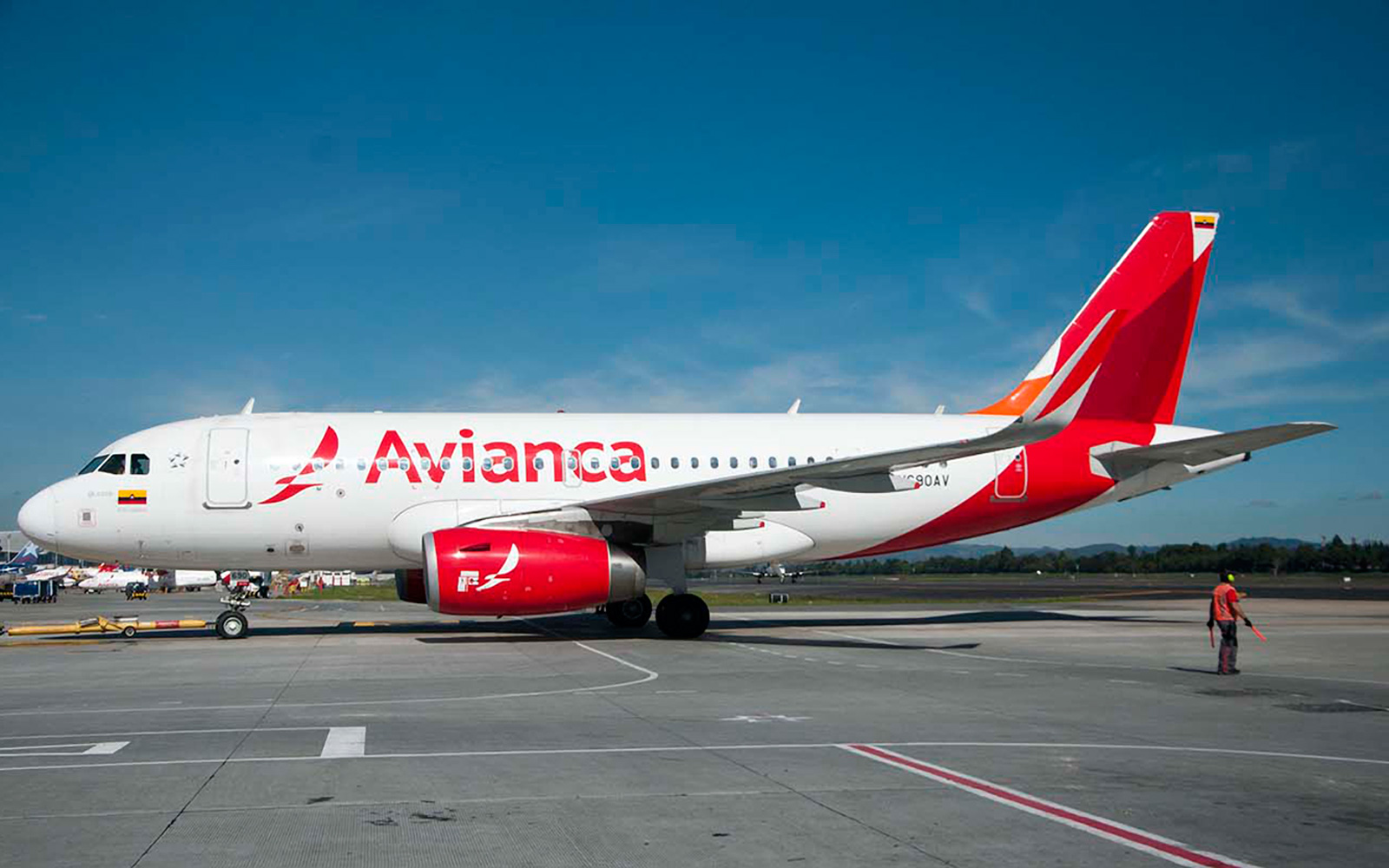 Avianca Airlines Airbus A319