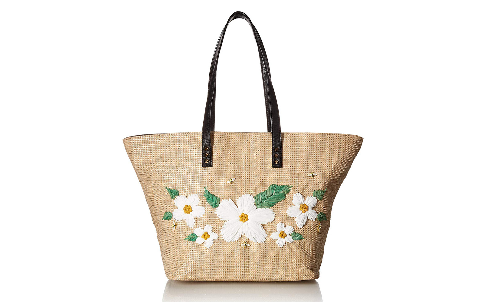 Betsey Johnson Daisy'D and Confused Flower Tote