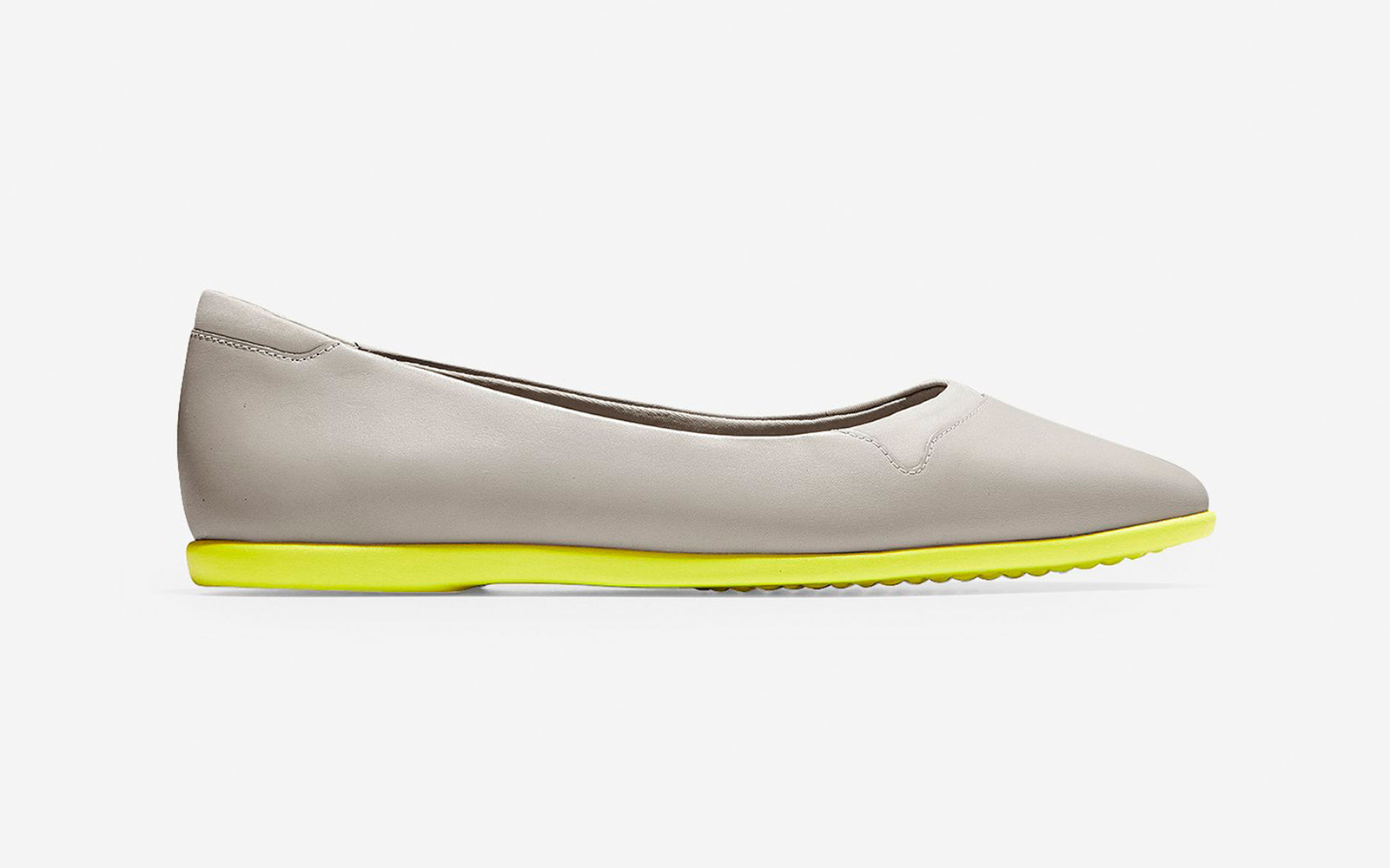 Cole Haan Bow Skimmer Flat