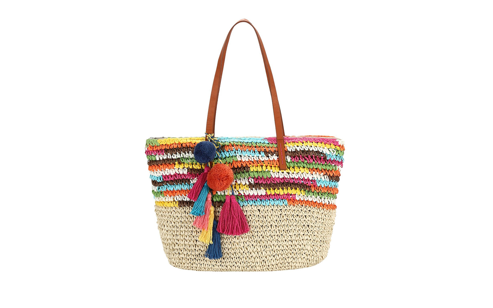 Daisy Rose Large Beach Tote