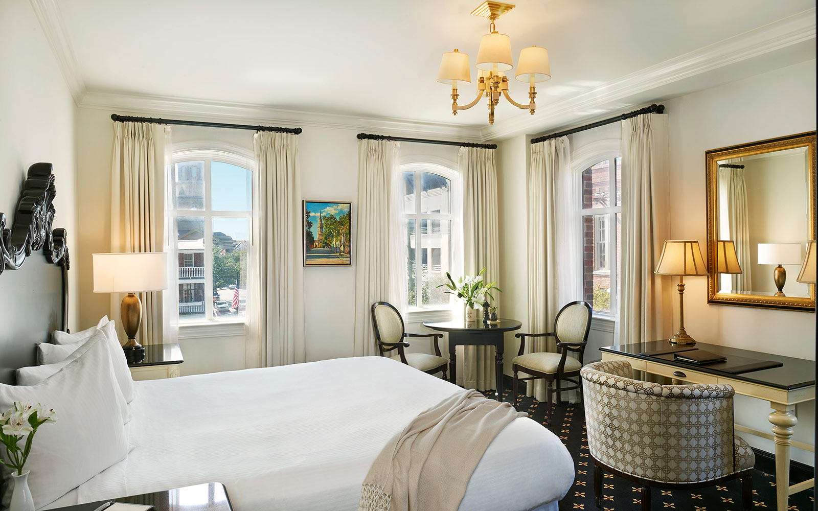 French Quarter Inn: Charleston, South Carolina