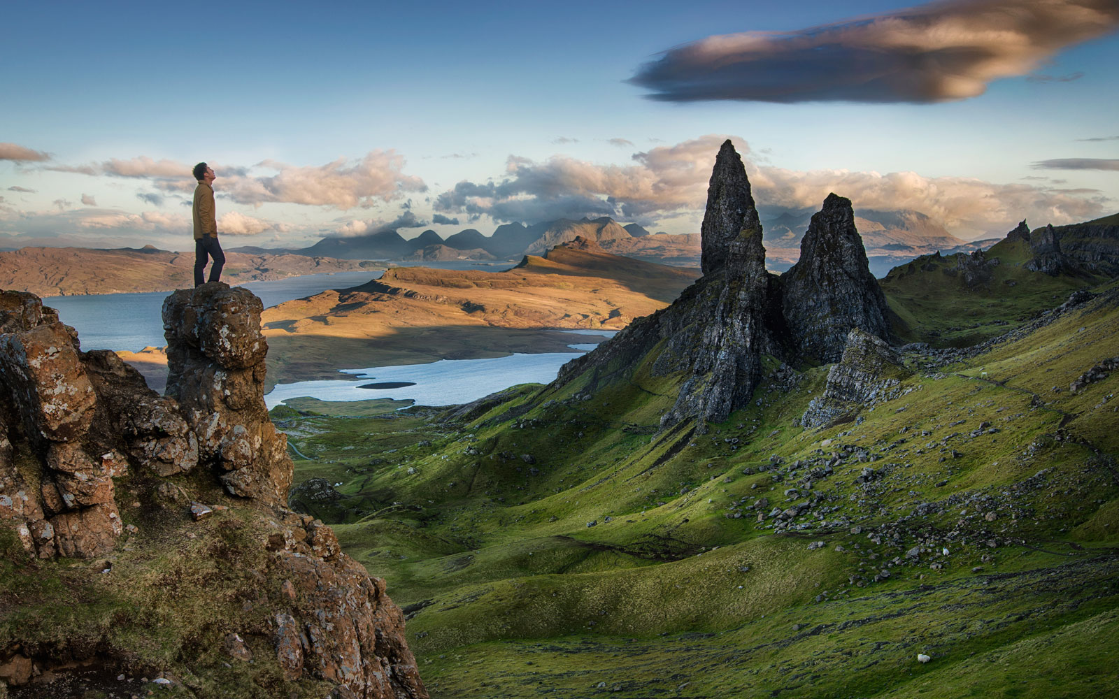 Scotland's Isle of Skye is one of the stops you'll visit along the new Hebridean Whisky Trail.