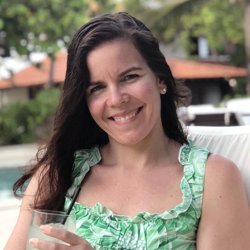 Louisa Gehring, Travel + Leisure A-List Travel Agent specializing in the Caribbean