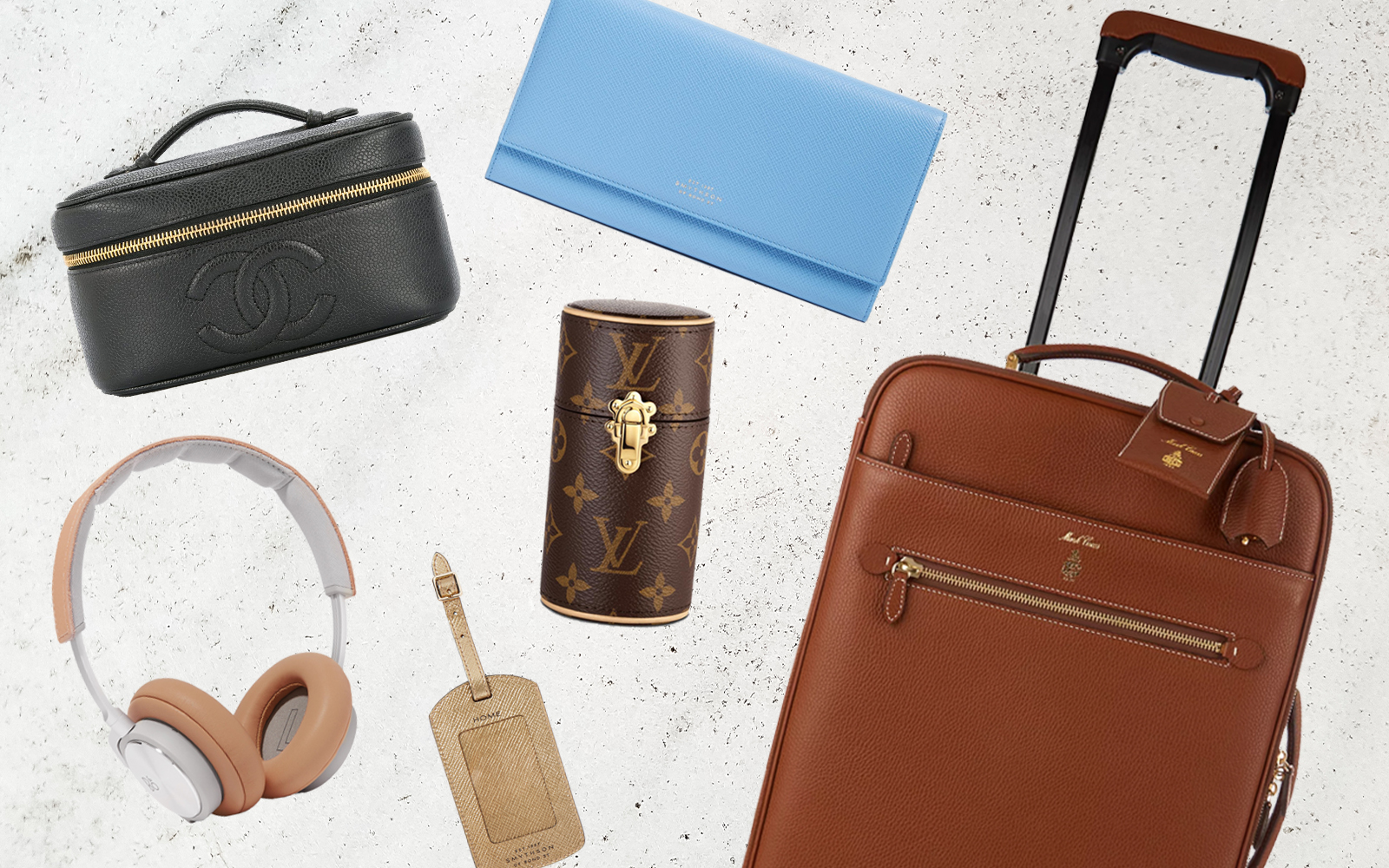 luxury travel accessories