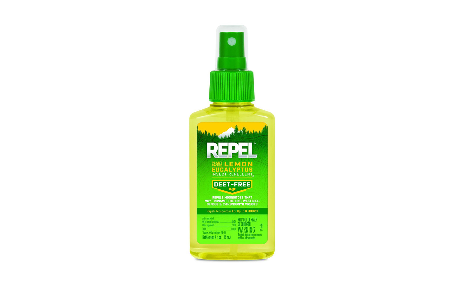Repel Lemon Eucalyptus Natural Insect Repellent