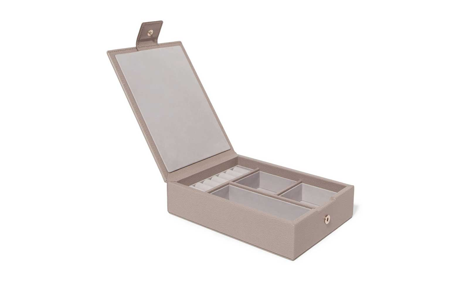 The Jewelry Box: Smythson jewelry box