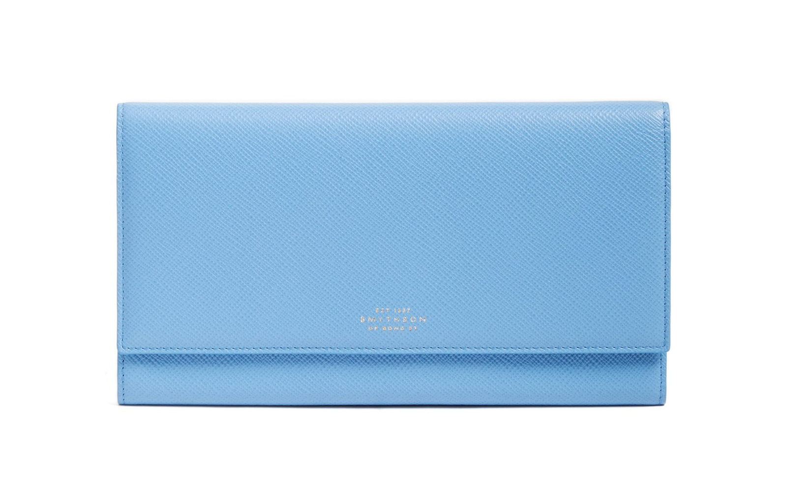 The Travel Wallet: Smythson 'Panama' Wallet