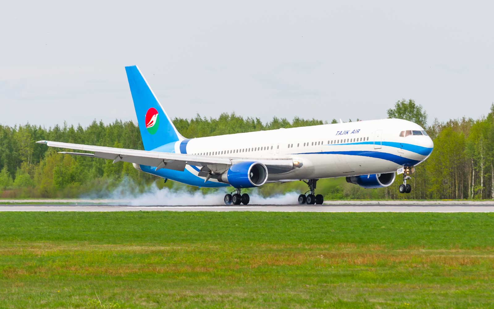 8. Tajik Air