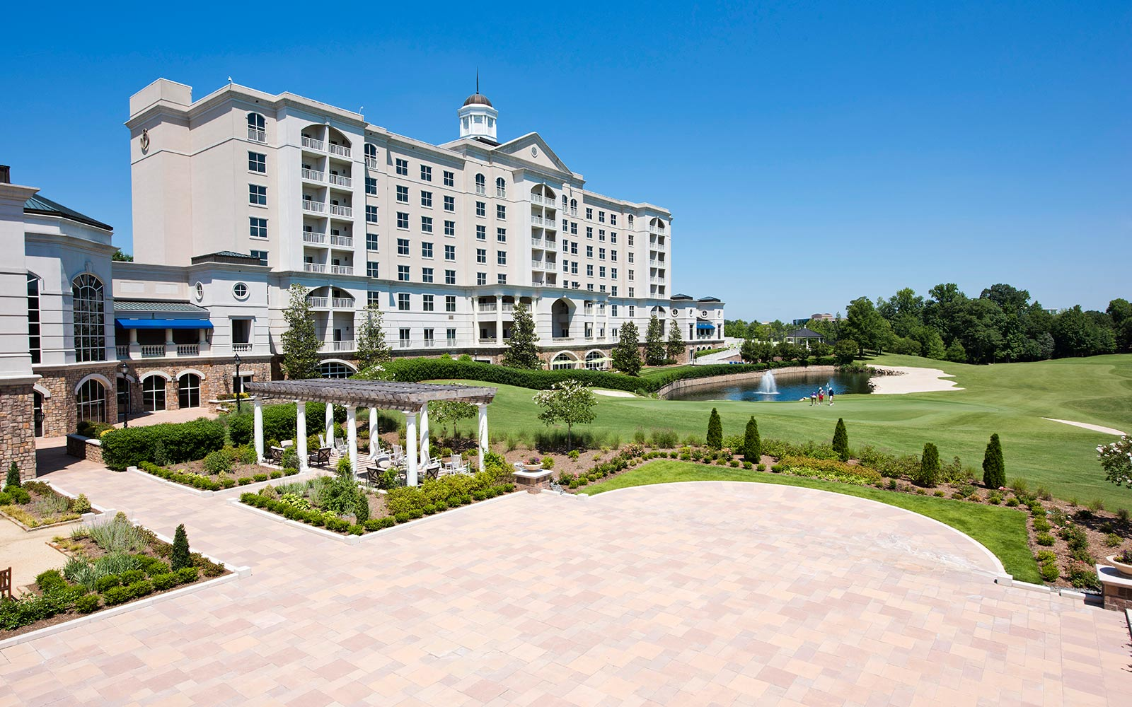 The Ballantyne: Charlotte, North Carolina