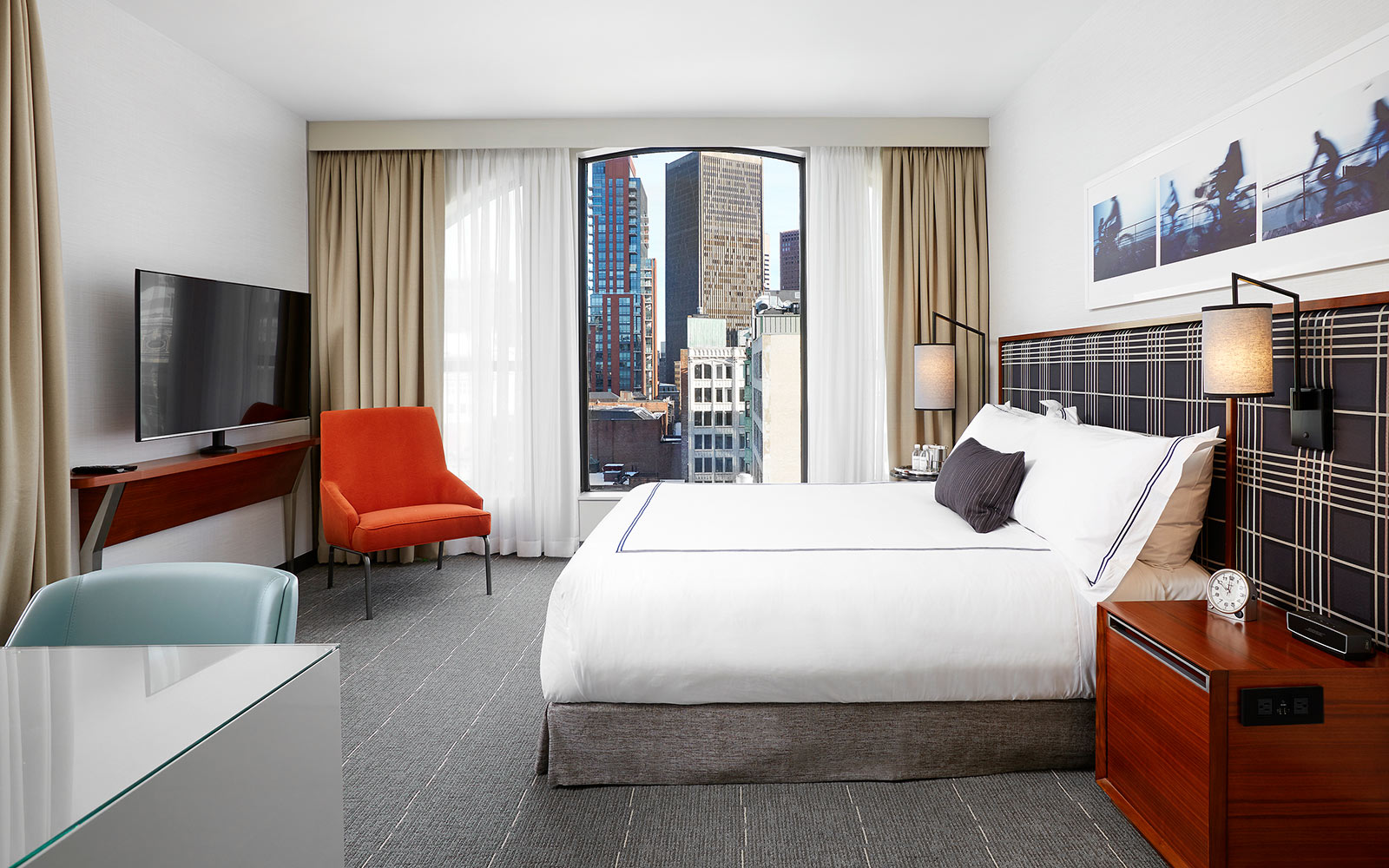 The Godfrey Hotel: Boston, Massachusetts