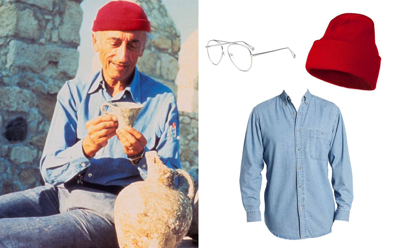 For Guys: Jacques Cousteau