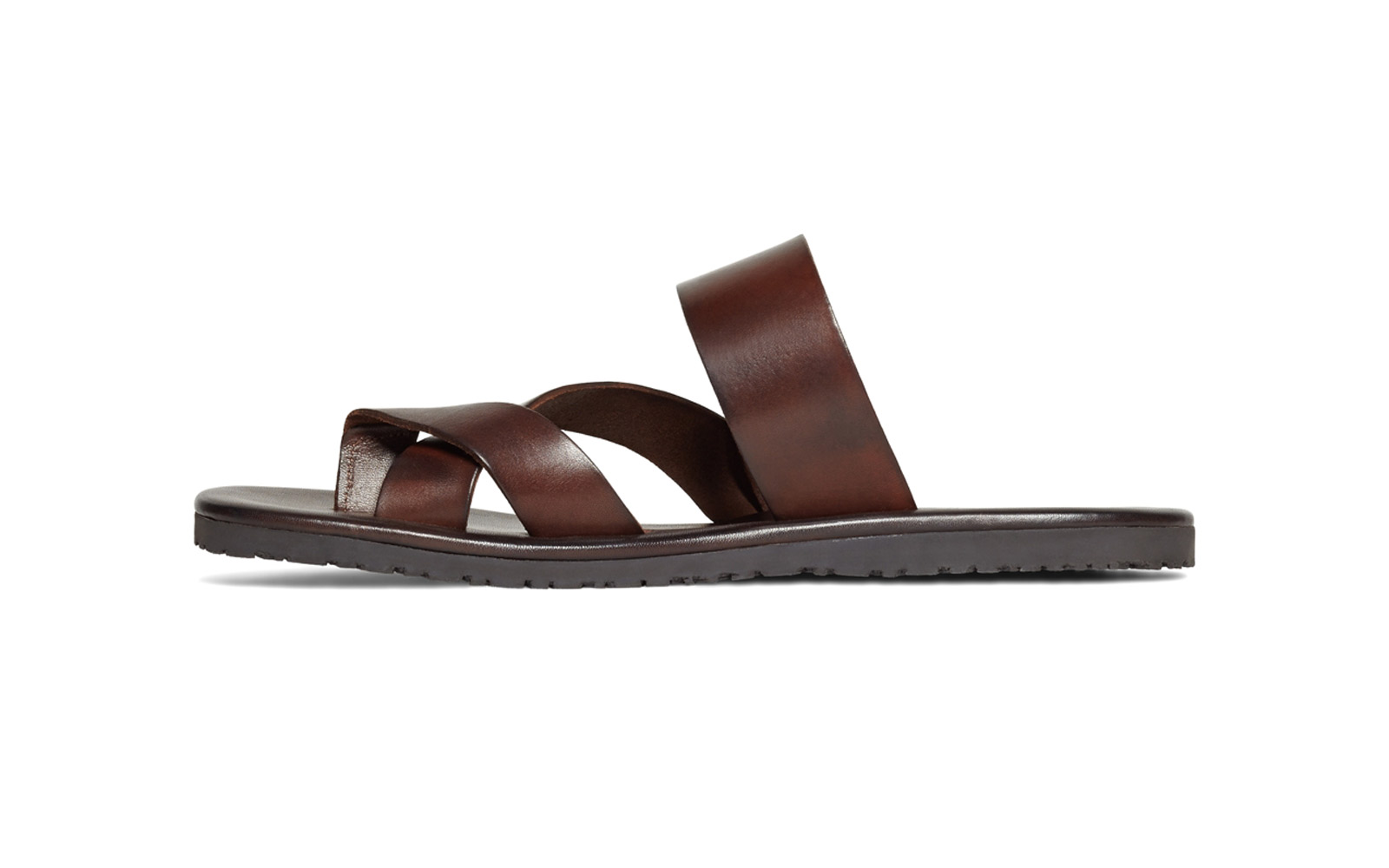 Best Men's Leather Sandals: Brooks Brothers