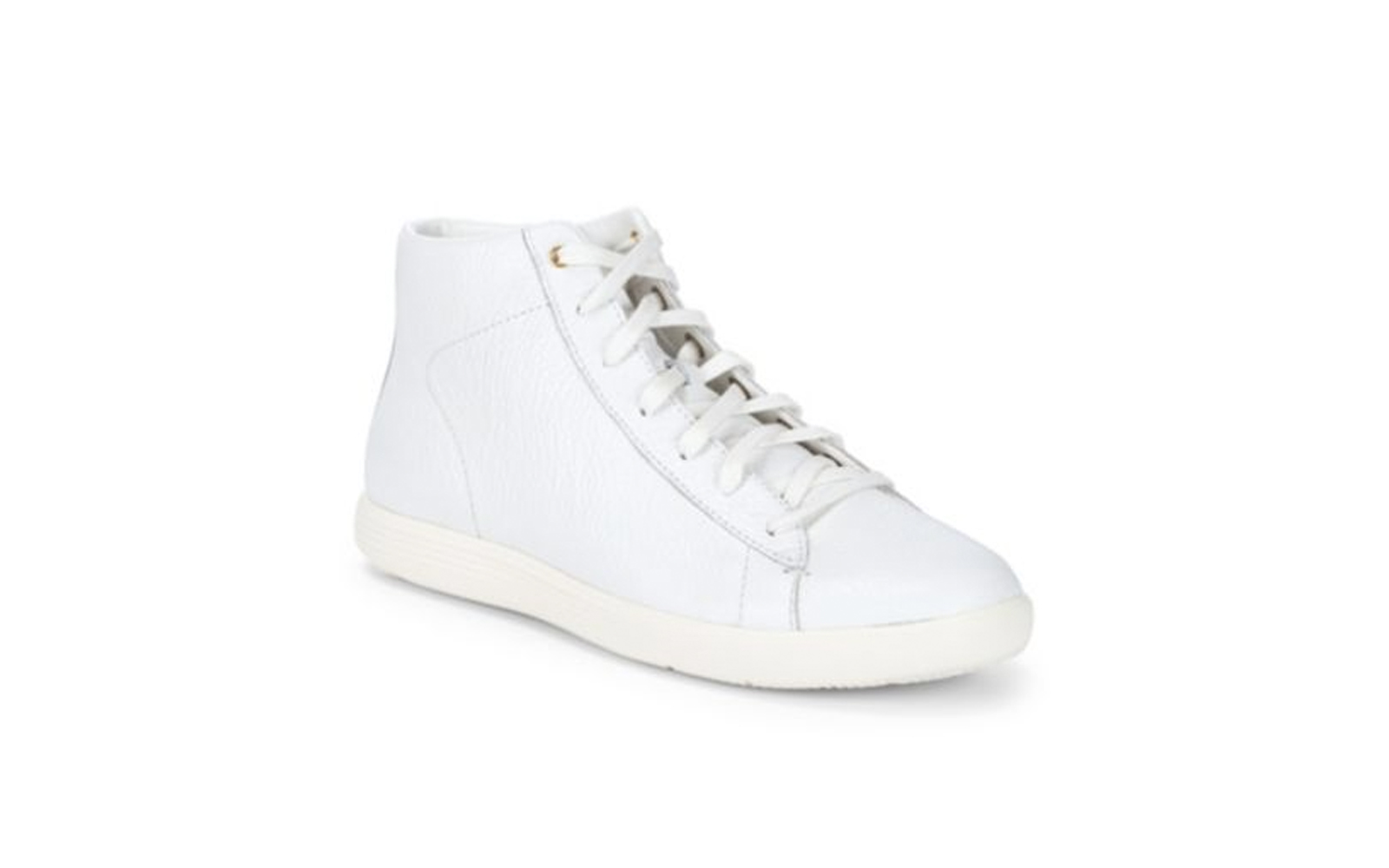 Cole Haan 'Grand Crosscourt' Leather Hi-Top Sneakers