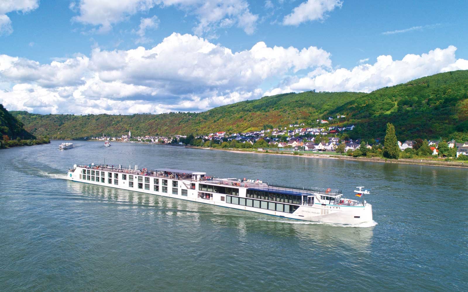 Crystal Mahler river cruise ship