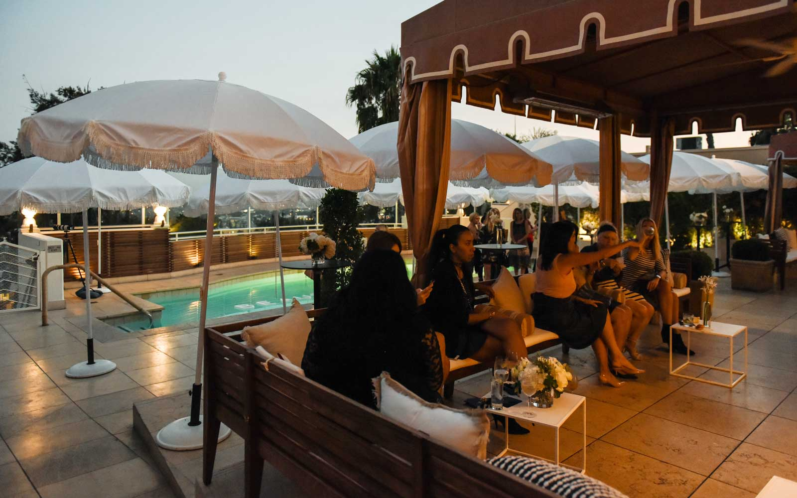 Beautycounter for Target launch, Sunset Tower Hotel, Los Angeles, USA - 30 Aug 2016