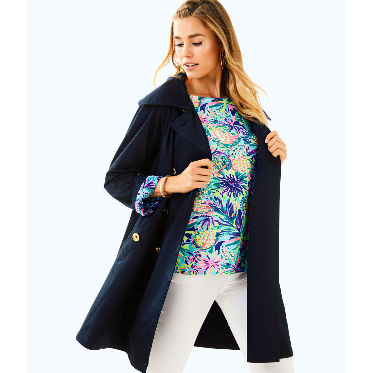 lily-pulitzer-sale-trench-coat