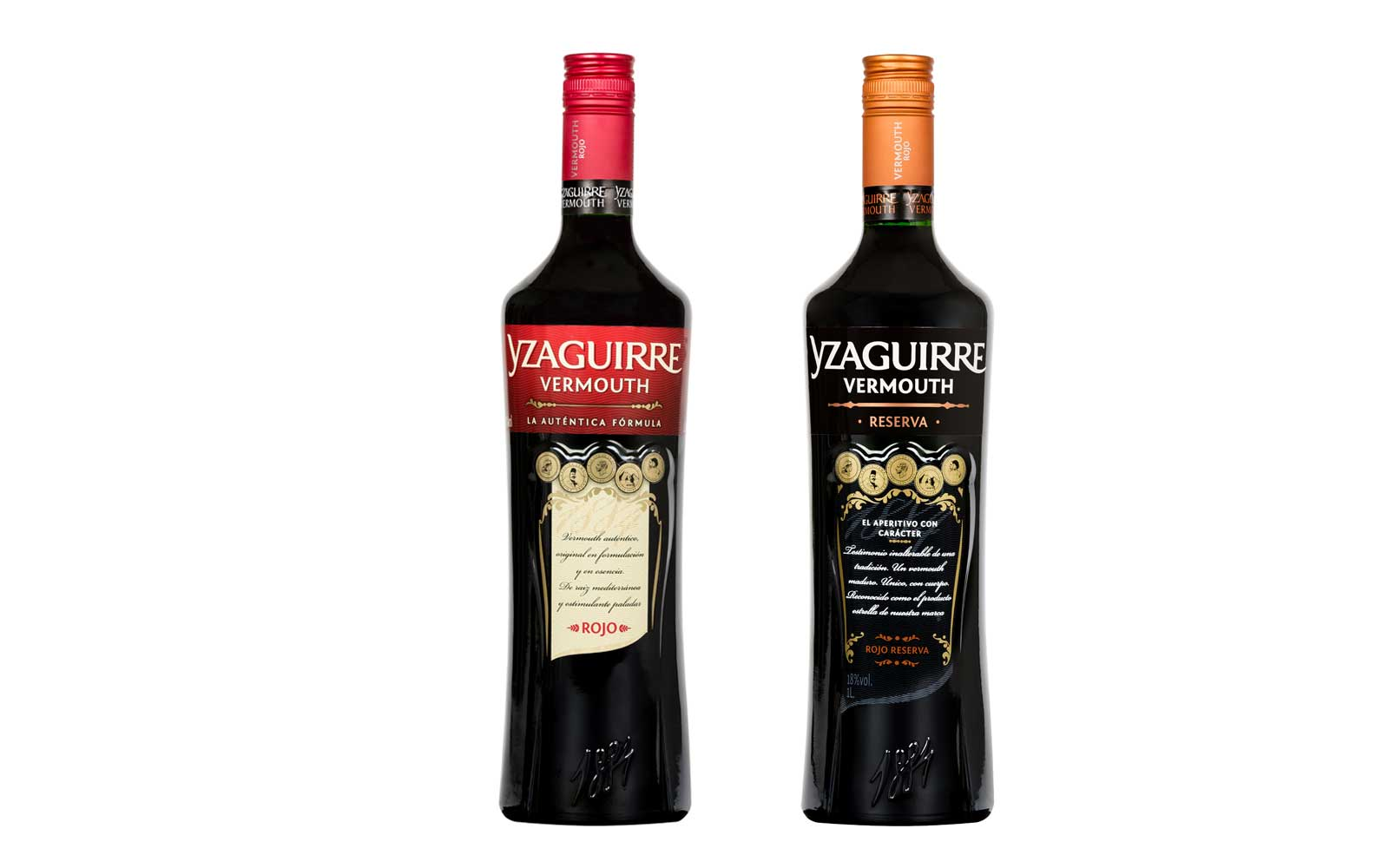 Yzaguirre Vermouth - Spain