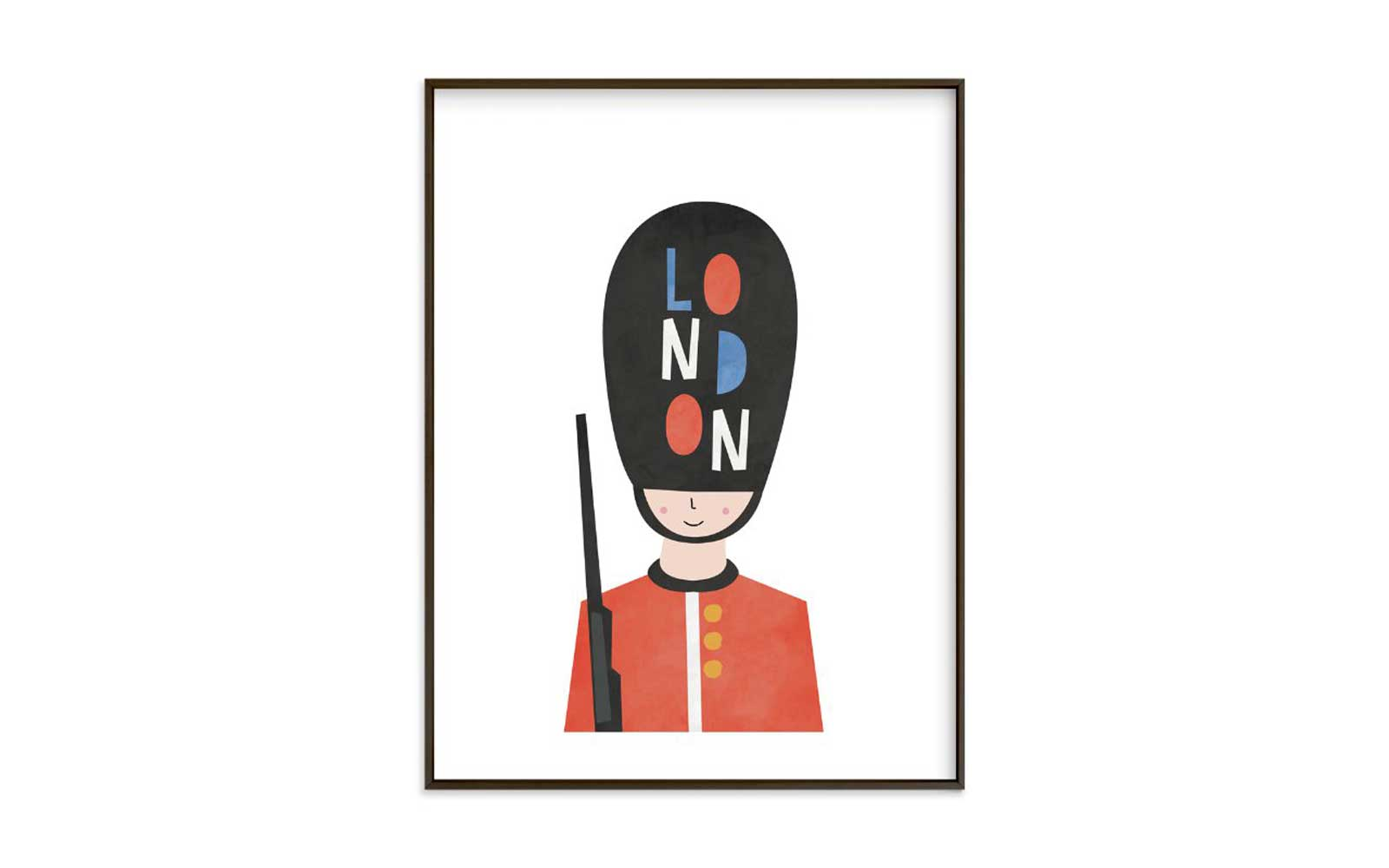 Royal Guard Art Print