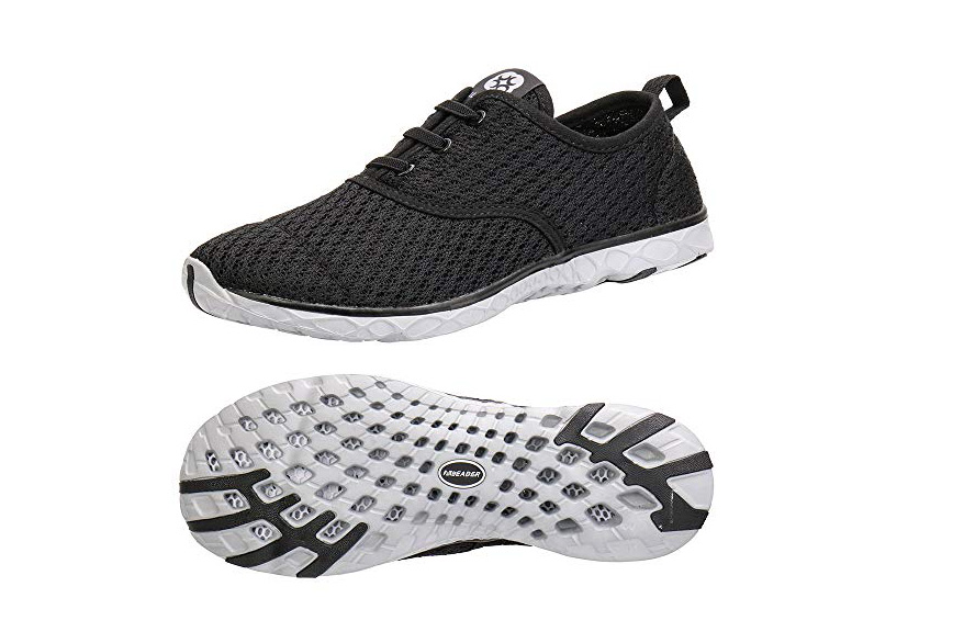 mens water shoes aleader